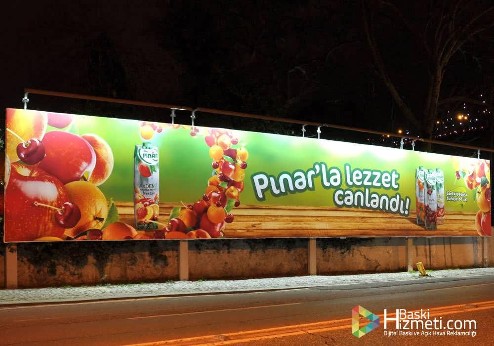 reklam branda baskı